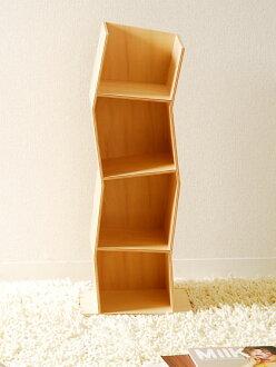 框收藏CD框架子棚木制造家具书架北欧天然简单的室内装饰rack显示器显示器框木材框大和工艺CD框天然