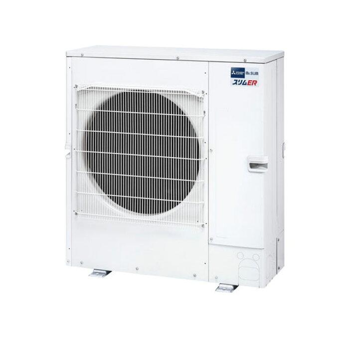 業務用エアコン三菱電機PUZ-ERMP112LA84方向天井カセット形4馬力ツイン三相200V標準パネルワイヤードリモコン