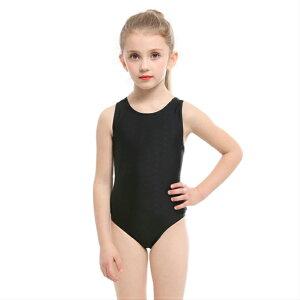 AIRFRIC 子供用 水着 スクール水着 キッズ ジュニア 女の子 競泳水着 フィットネス 練習用 おしゃれ スイムウェア 9201