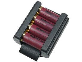 【APS製】CAM870 シリーズショットシェル専用 シェル ホルダー BK(ブラック) / CAM060 | サバゲ サバゲー サバイバルゲーム ミリタリー 銃 装備 用品 小物 米軍 特殊部隊 コスプレ おすすめ