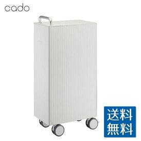 cado(カドー) 除湿機 ホワイト DH-C7000-W (木造9畳/鉄筋19畳まで)除湿 部屋乾燥 コードホルダー 大容量 パワフル 除菌 消臭