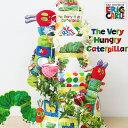 【おむつケーキ】はらぺこあおむしBIG 4段オムツケーキ ★土曜日営業★出産祝い♪【パンパース】ベビーギフト・男の子 女の子 ソフト…