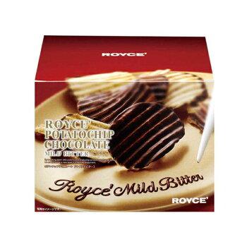 ロイズポテトチップチョコレートマイルドビタースイーツお菓子ギフトお土産北海道お取り寄せお祝いROYCEおみやげベスト10