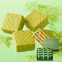 ロイズチョコレートウエハース抹茶12個入りスイーツお菓子北海道お取り寄せギフトプレゼントROYCE