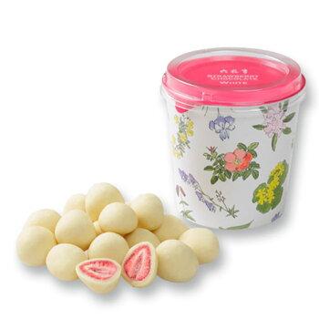 六花亭ストロベリーチョコホワイト