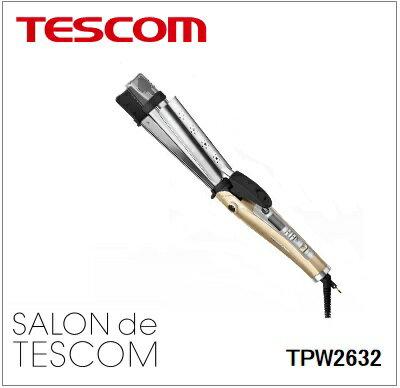 TESCOM(テスコム)【TPW2632-N】マイナスイオン2WAYスチームヘアーアイロン