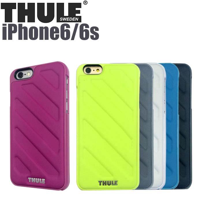 THULE (スーリー) 公式 ライセンス品 iPhone6s iPhone6 背面 ケース アイフォン6 アイフォン6s あす楽 アウトドア 車 スポーツ バイク 自転車 スウェーデン 北欧 アウトドア スノボ スキー ブランド シンプル おしゃれ 送料無料 あす楽対応