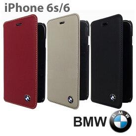 3544a37c96 【SALE】BMW・公式ライセンス品 iPhone6 本革 手帳型 ケース ブックタイプ