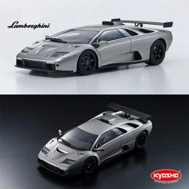 京商 ミニカー ランボルギーニ ディアブロ GTR シルバー KYOSHO ORIGINAL 1/18scale Lamborghini Diablo GTR (Silver) 1/18スケール メンズ 誕生日 記念日【送料無料】