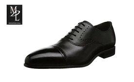 マドラス/madras DS4101 エムディーエル 紳士靴 ビジネスシューズ(ブラック)本革 3E