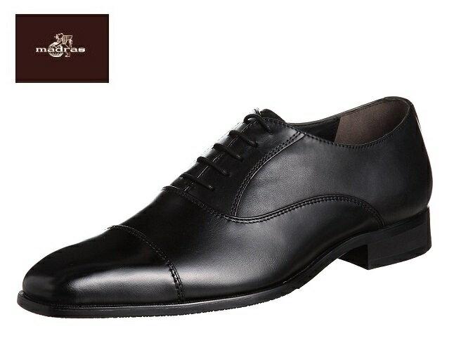 【マドラス/madras】DS4047 【エムディーエル】紳士靴 ビジネスシューズ(ブラック)本革 3E