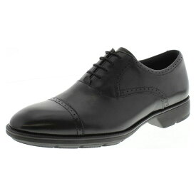 asics アシックス商事 texcy luxe/テクシーリュクス TU7774(ブラック)ビジネスシューズ 紳士靴