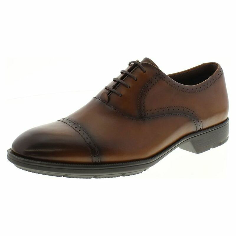 【クールビズ】asics アシックス商事【texcy luxe/テクシーリュクス】TU-7774(ブラウン)ビジネスシューズ 紳士靴
