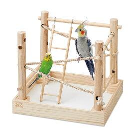 マルカン 小鳥の箱庭アスレチック MLP-76