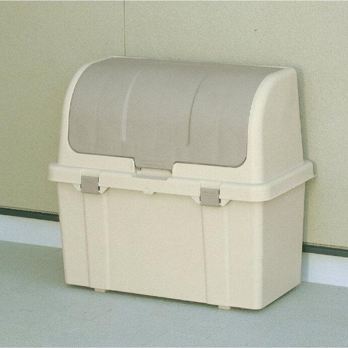 【ゴミ箱 屋外 リッチェル】屋外ストッカーN220C【グレー 大容量 ごみ箱 屋外用ゴミ箱 ベランダ ストッカー ふた付き おしゃれ】