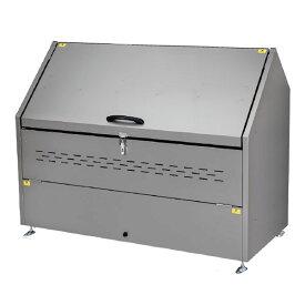 大型ゴミ箱 トラッシュステーション Sシリーズ #1000【屋外ゴミ箱 屋外収納庫 ゴミステーション トラッシュステーション】