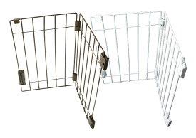 【送料無料】ウェルカムドッグフェンス【ゲート 小型犬 猫 ペット用フェンス】
