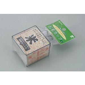 【送料無料】すくいやすい お米カップ12P SR-9945【米びつの隅のお米も逃さない!】