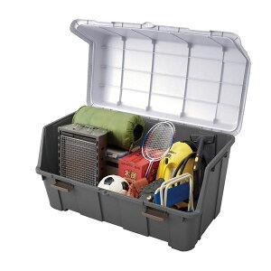 大きく開くコンテナー 140L【屋外 収納ボックス ベランダ 灯油缶 収納 ポリタンク 大容量】