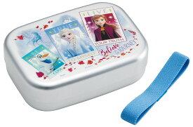 アナと雪の女王2 アルミ弁当箱 370ml ALB5NV【アナと雪の女王2のアルミランチボックス】