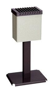 スタンド灰皿 業務用 スモーキングYS-117L【業務用スタンド灰皿 屋外用スタンド灰皿 屋内用スタンド灰皿 屋外・屋内兼用スタンド灰皿 すいがら入れ 吸殻入れ 吸い殻入れ すいがら回収 吸殻