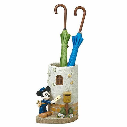 傘立て 傘立て(ポストマン ミッキー)SD-6102-1800【小型傘立て ディズニー傘立て 家庭用傘立て かさたて おしゃれ かさたて】