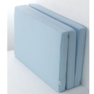 エアウィーヴスマートZシングルマットレス3つ折り厚さ9cm折りたたみ高反発洗える高反発マットレス三つ折り