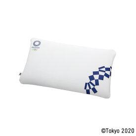 エアウィーヴ ピロー S-LINE(東京2020オリンピックエンブレム) 高反発 枕 まくら 洗える 通気性抜群 ギフト 【エアウィーヴ公式ストア】