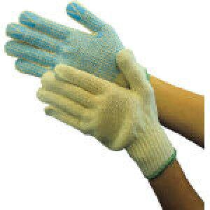 丸和ケミカル PETリサイクル軍手すべり止め付 398-5407 4533 作業用手袋