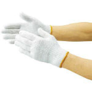 TRUSCO/トラスコ 特紡軍手 #600 フリーサイズ 356-5831 TGM600 作業用手袋