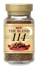 UCC ザ・ブレンド114 90g瓶 コーヒー 珈琲 coffee インスタント