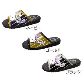 フラットサンダル ハローキティ サンリオ スリッパ 室内履き キャラクター メンズ SA-04529