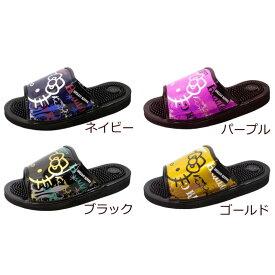 健康サンダル ハローキティ サンリオ スリッパ 室内履き キャラクター メンズ SA-04541