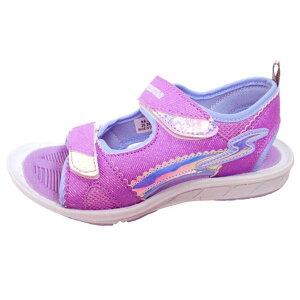 スーパースター バネのチカラ キッズ ジュニア サンダル 子供靴 913