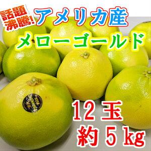 送料無料!!アメリカ産 メローゴールド12個入り 大玉 安値に挑戦!グレープフルーツ オロブロンコ 柑橘 果物 フルーツ ギフト プレゼント