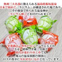 送料無料飯坂温泉ラジウム卵6個入×2パック温泉卵ラジウム福島市飯坂滋養濃厚おつまみおやつ朝食