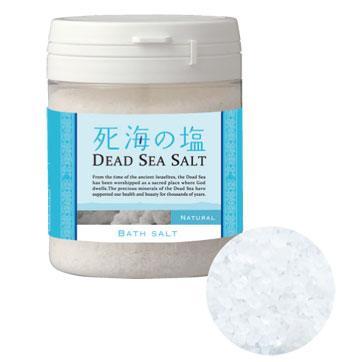 (生活の木)死海の塩ナチュラル 180g