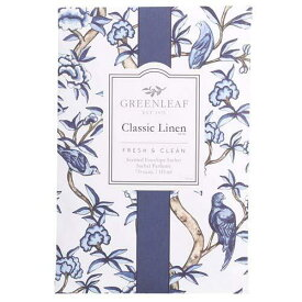 (グリーンリーフ) GREENLEAFフレッシュセンツ(FRESHSCENTS) Lサイズ 115mlクラシックリネン(CLASSIC LINEN)  グリーンリーフ社フローラル系とバルサミック系のフレッシュな香りをブレンド