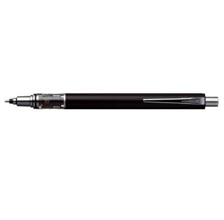 三菱鉛筆 シャープ 0.5mm クルトガ アドバンス ブラック M55591P.24
