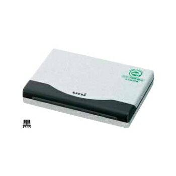 三菱鉛筆 スタンプ台 普通紙速乾2号 黒 HSP2F.24