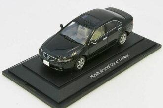 """Secondhand"" EBBRO 1 / 43 Honda Accord black (ACURA TSX)"