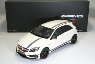 GT spirit limited dealer custom 1/18 Mercedes-Benz A45 AMG Edition 1 1000