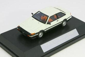 故事 1 / 43 丰田短跑运动员叶丛 AE86 GT 先端 2 门轿跑车 1983年白 HS004