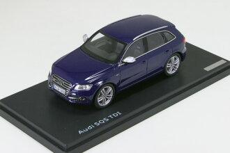 SCHUCO-Audi special order 1 / 43 Audi SQ5 TDI dark blue only 500 units