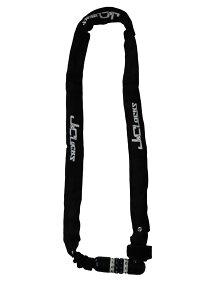 自転車 ダイヤル チェーン ロック 鍵 布カバー J&C JC-043C