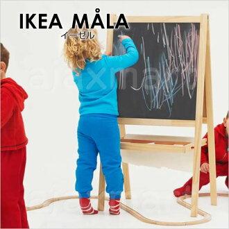 Eye-catching easel ★ IKEA Children's drawing board (chalkboard, whiteboard, paper board)