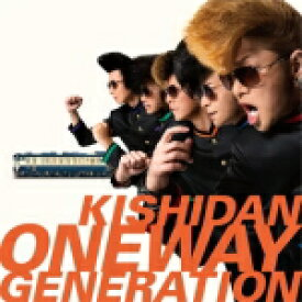 【オリコン加盟店】★DVD付■氣志團 CD+DVD【Oneway Generation】21/4/28発売【楽ギフ_包装選択】