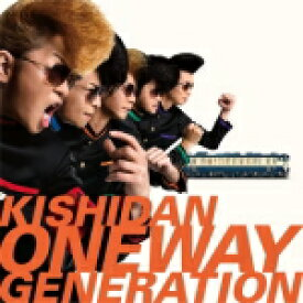 【オリコン加盟店】■氣志團 CD【Oneway Generation】21/4/28発売【楽ギフ_包装選択】