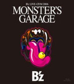 """【オリコン加盟店】■送料無料■B'z Blu-ray+DVD【B'z LIVE-GYM 2006 """"MONSTER'S GARAGE""""】10/12/22発売【楽ギフ_包装選択】"""