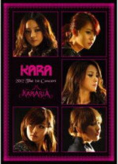 ★★■KARA 3 DVD 12/12/26발매